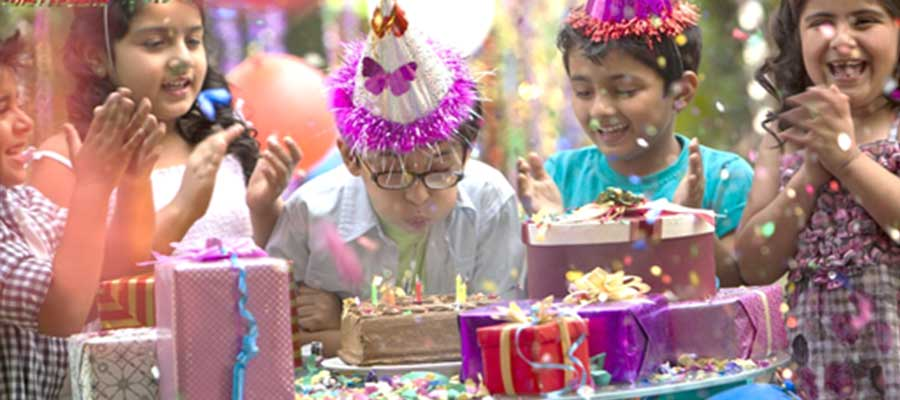 Book Perfect Birthday Party Planner in Delhi For your Perfect Party