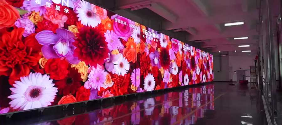 Give your Event an Attractive look with our LED Screen on Rent