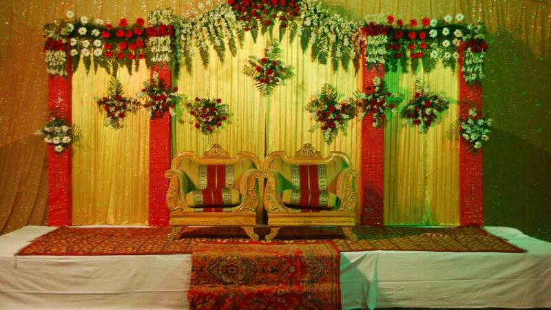 Beautiful Jaimala Themes in Rithala For your Perfect wedding
