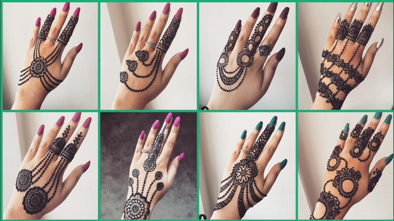 Book Amazing Mehndi Artist In Rithala For Perfect Design