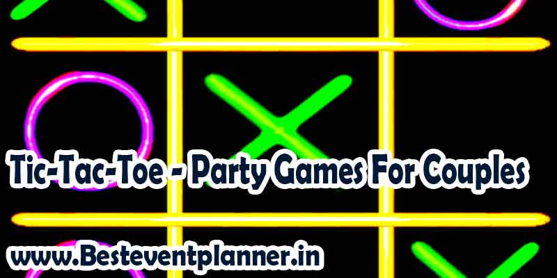 Tic-Tac-Toe games for party