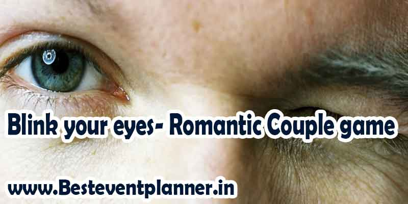 blink your eyes romantic party couples