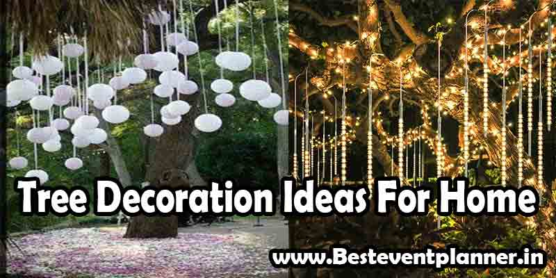 tree decoration ideas for home