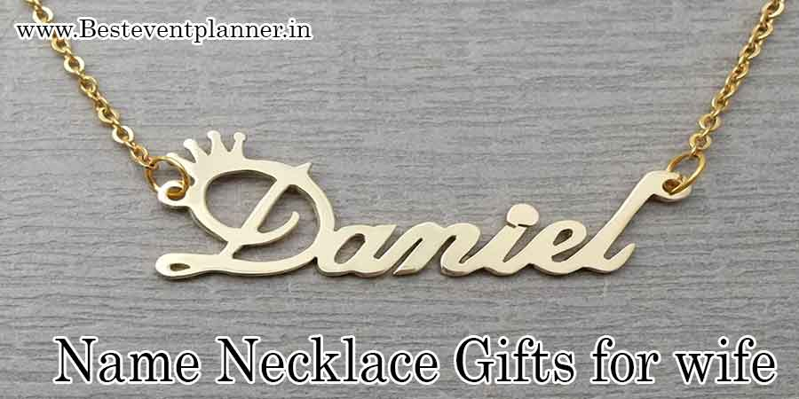 necklace gifts for wife