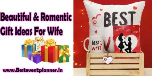 gift ideas for wife