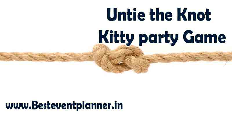 Untie the Knot- kitty game