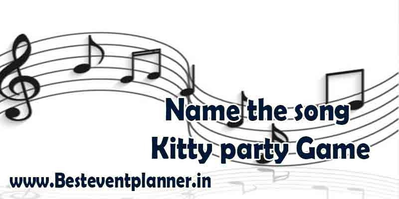 Name the song-kitty game
