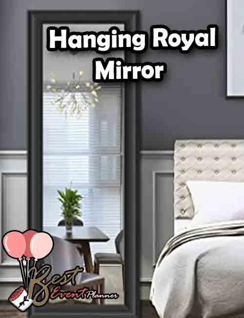 Hanging Royal Mirror Idea