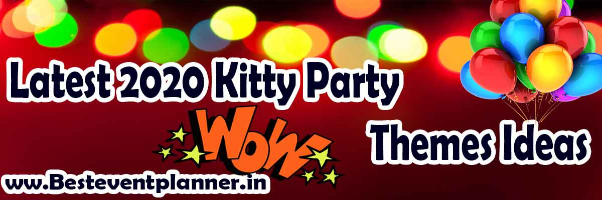 Killer Kitty Party Theme Ideas of 2020 to make your Party Spicy