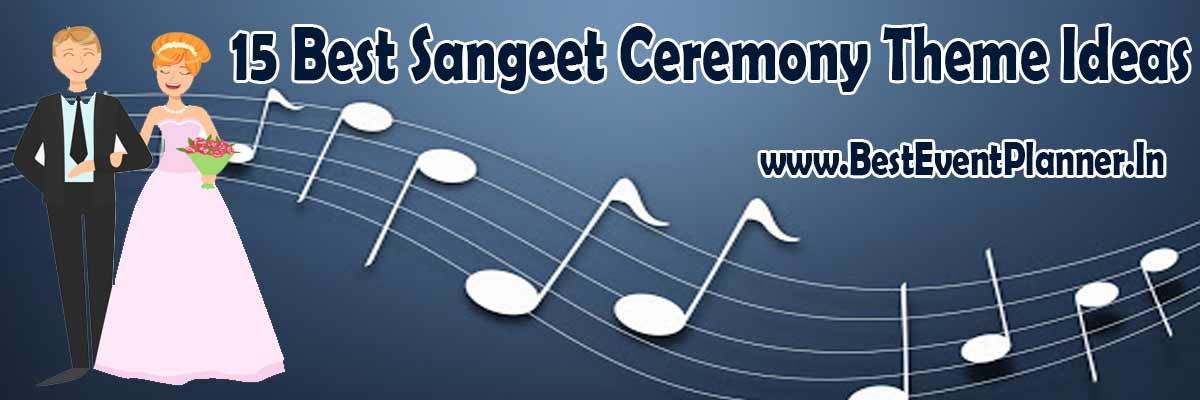 sangeet theme ideas