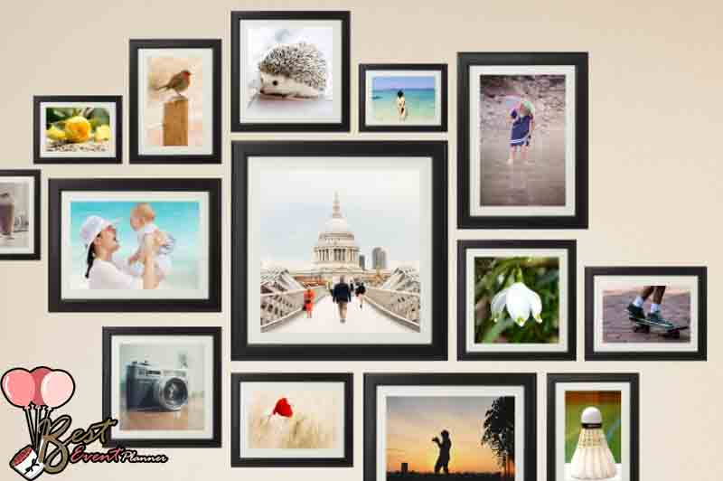 Make your Walls alive with Picture Collage