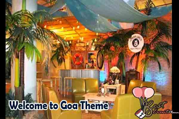 Welcome to Goa theme