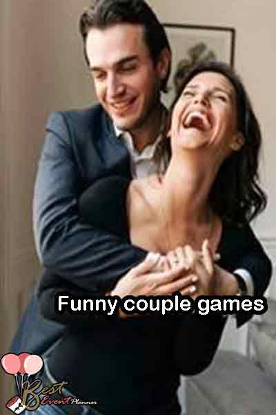 Play funny couple games on your anniversary