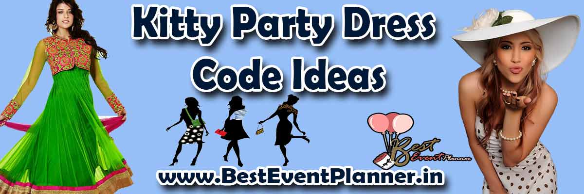 Kitty Party Dress Code: Top 10+ Dress Code Ideas For Kitty Party