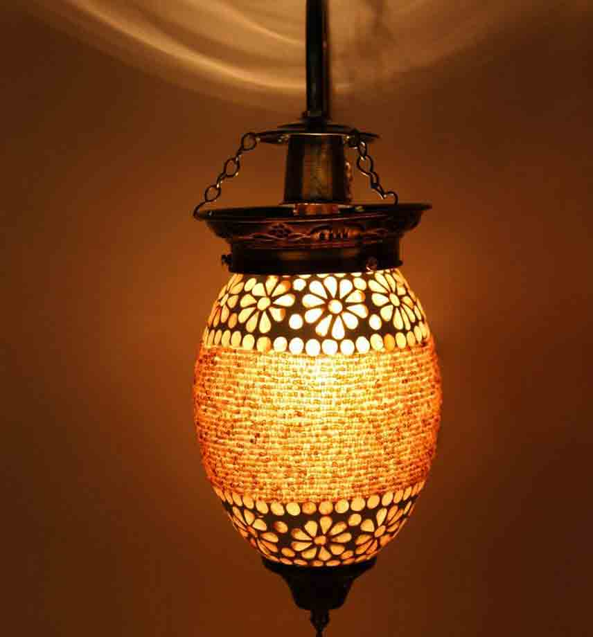 Classical Glass Wall Lamp - Indian housewarming gift ideas