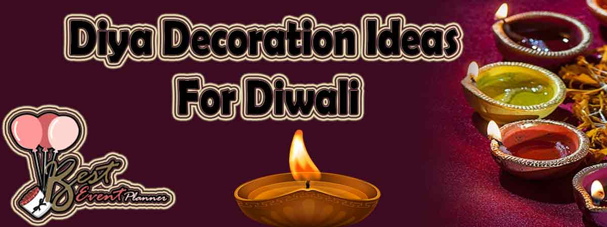 10+ Adorable Diya Decoration Ideas for This 2020 Diwali