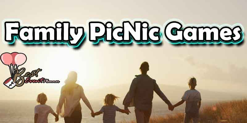 15 Family Picnic Games to turn your Family time Into Fun time