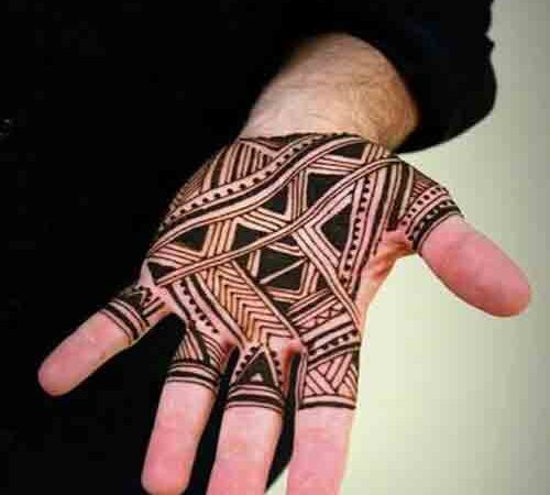 40+ Trending Mehndi Design for Men/Gents/Groom (2020 Images Updated)