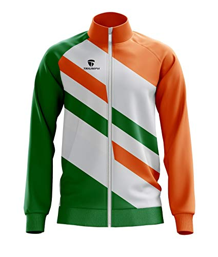 Jacket as indian independence day dress up ideas
