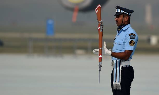 Indian air force army