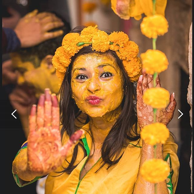 30 Impressive Haldi Quotes, Images, Sayings & Status