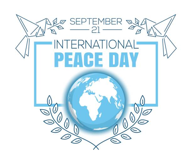 21 September peace day images