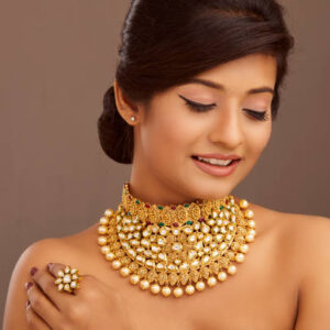 Necklace Designs for Bride: 30 Pretty WOW Looks Bridal Necklace Design