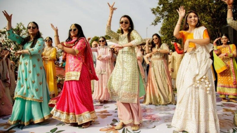 80 Songs for ladies Sangeet Which make you CRAZY for Dance