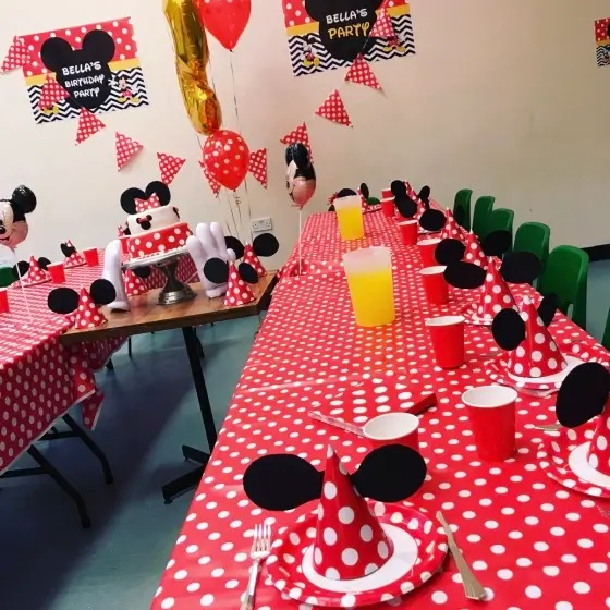 Disney theme for freshers party