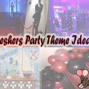 10 Freshers Party Themes for Complete Celebration