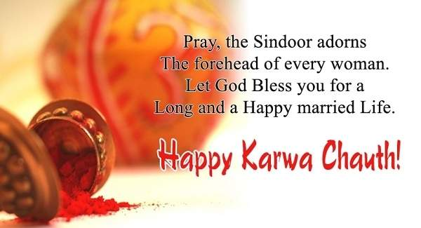 happy karwa chauth quotes images