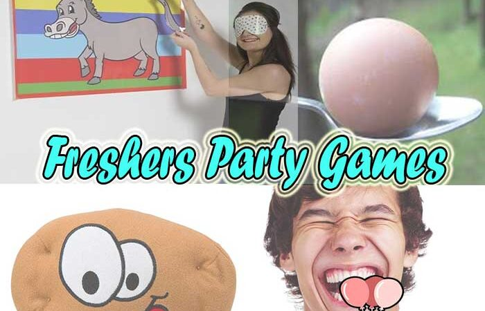 10 Fun & Creative Games for Freshers Party