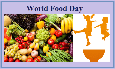images for happy world food day 2020