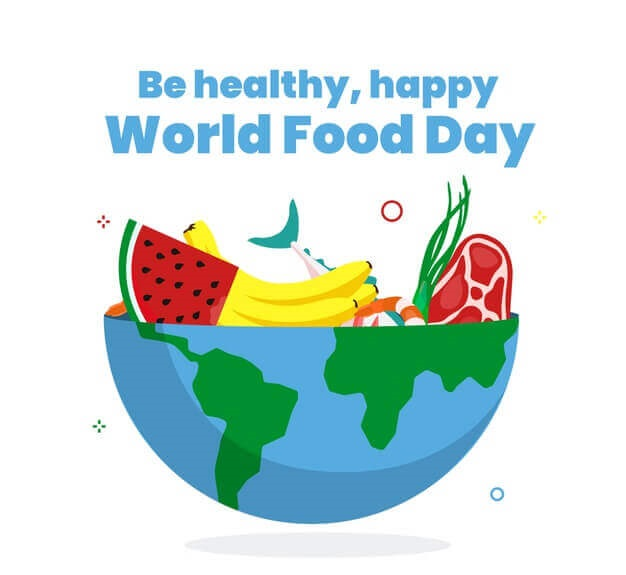 happy world food day images