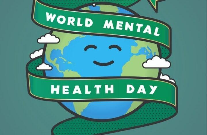 10 oct. world Mental health day