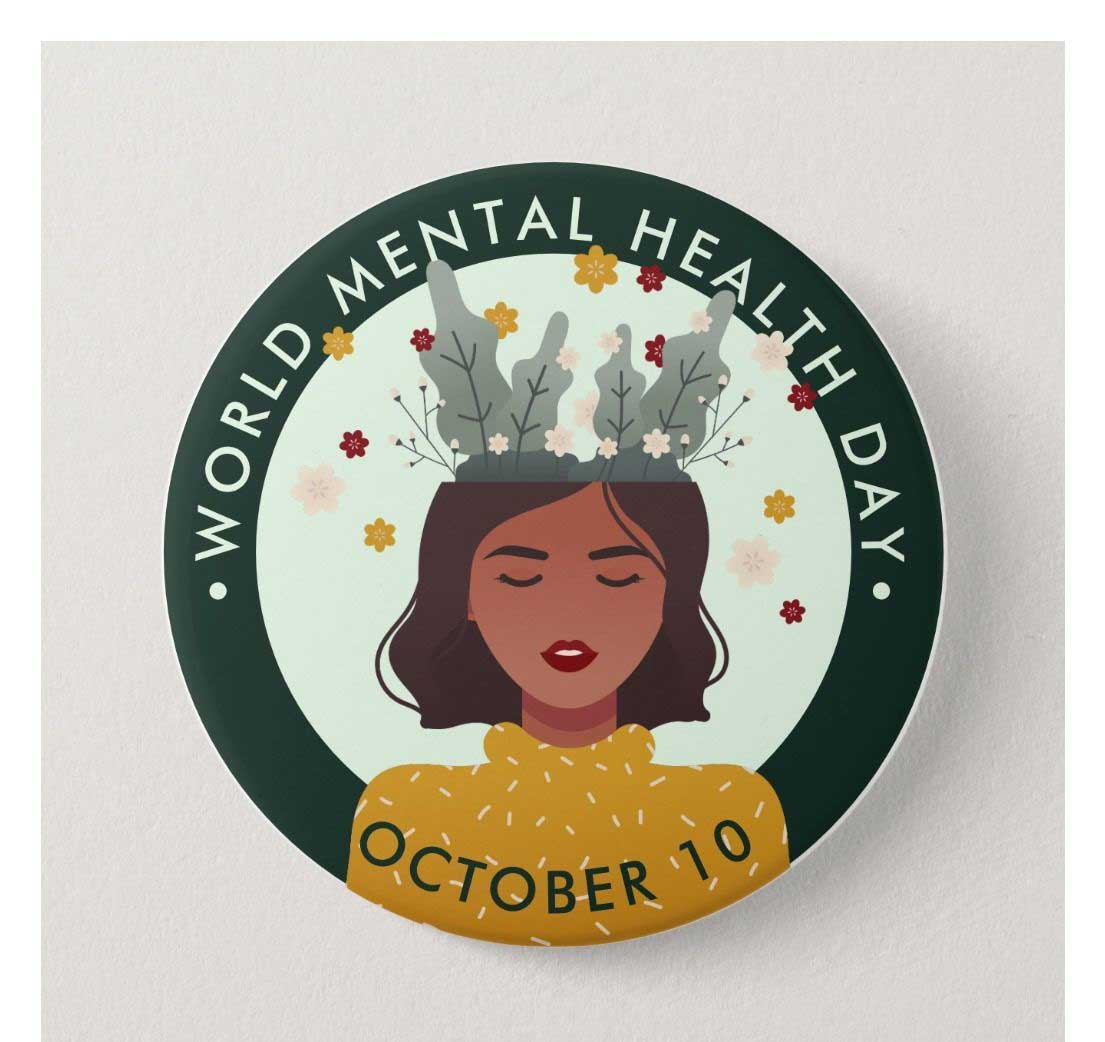 world mental health day images