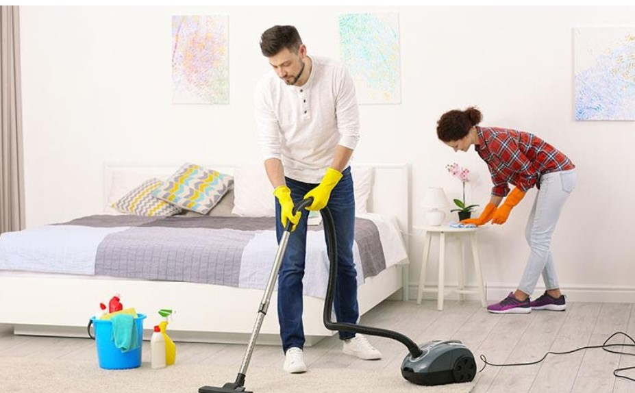How to thoroughly clean your Bedroom