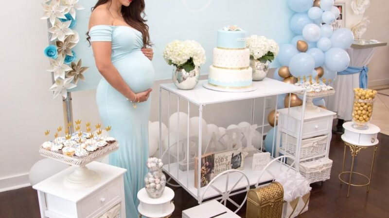 Décor Ideas & Tips to Host Baby Shower Celebrations in Lockdown